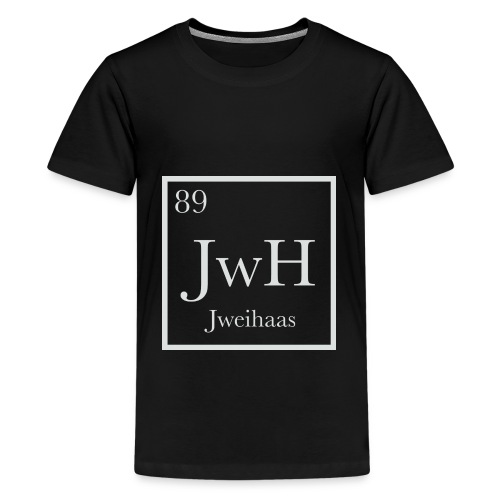 Kid's Jweihaas Chemistry T-shirt - Kids' Premium T-Shirt