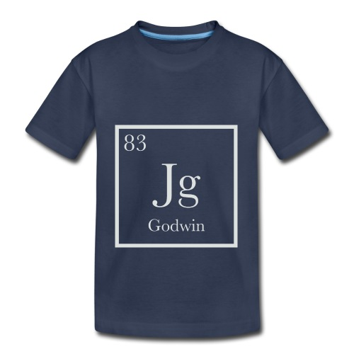 Kid's Godwin Chemistry T-shirt - Kids' Premium T-Shirt