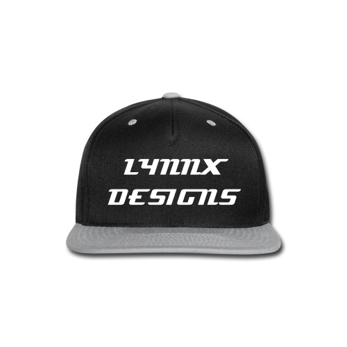 Lynnx Designs Snap Back - Snap-back Baseball Cap