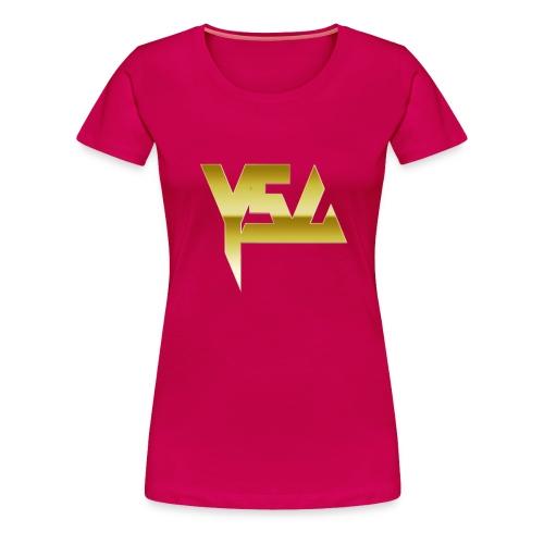 Young Star Girl - Women's Premium T-Shirt