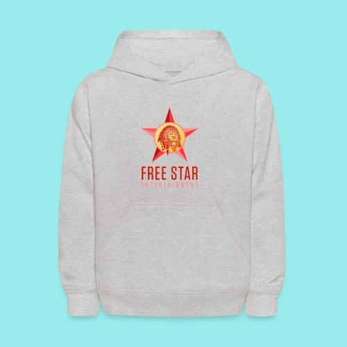 Free Star Entertainment Kids Hoodie  - Kids' Hoodie