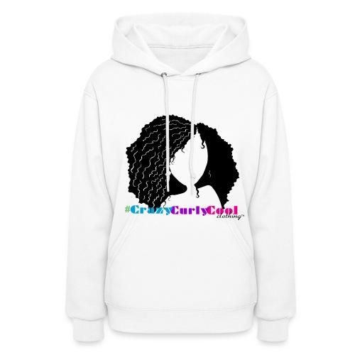 Crazy,Curly,Cool Sweatshirt - Women's Hoodie