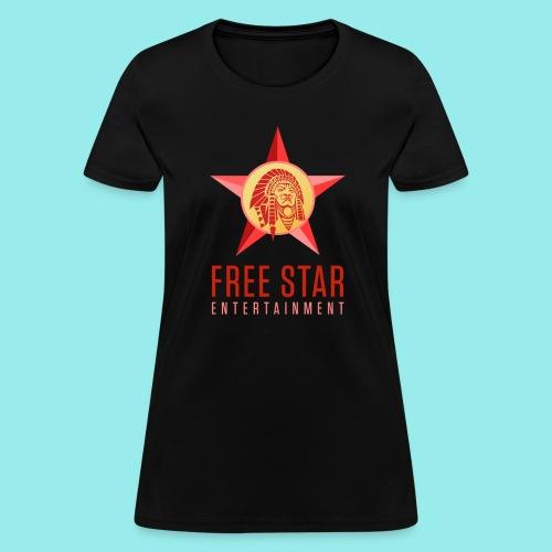 Free Star Entertainment Women's T-Shirt  - Women's T-Shirt