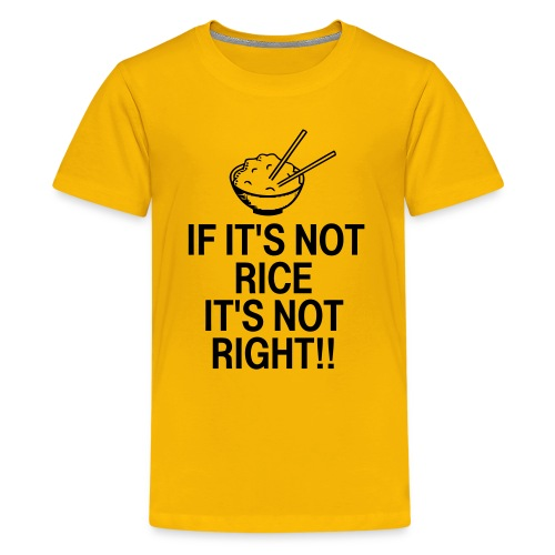 It's Not Right - Kids' Premium T-Shirt