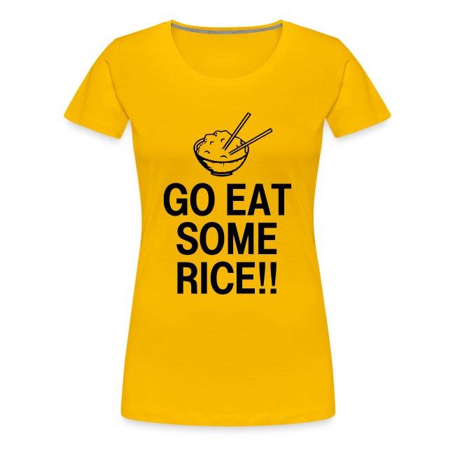 Go Eat Some Rice