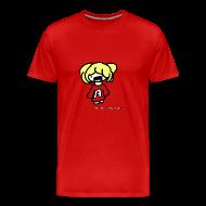 T-Shirts ~ Men's Premium T-Shirt ~ Cute iOSEmus Top (Male)