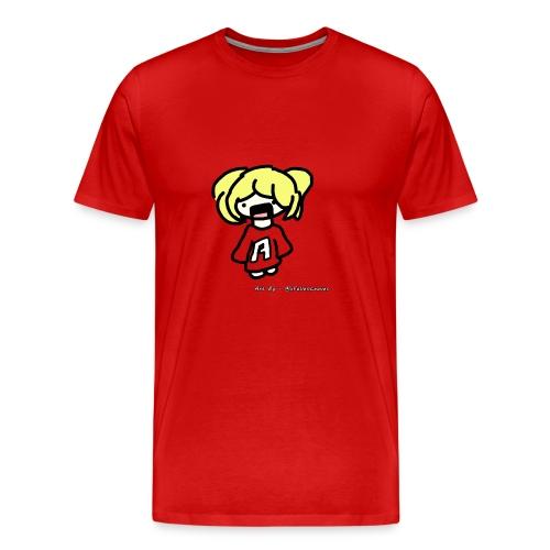 Cute iOSEmus Top (Male) - Men's Premium T-Shirt