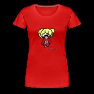 T-Shirts ~ Women's Premium T-Shirt ~ Cute iOSEmus Top (Female)