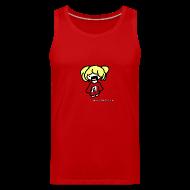 Sportswear ~ Men's Premium Tank ~ Cute iOSEmus Tank Top (Male)