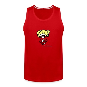 Cute iOSEmus Tank Top (Male) - Men's Premium Tank