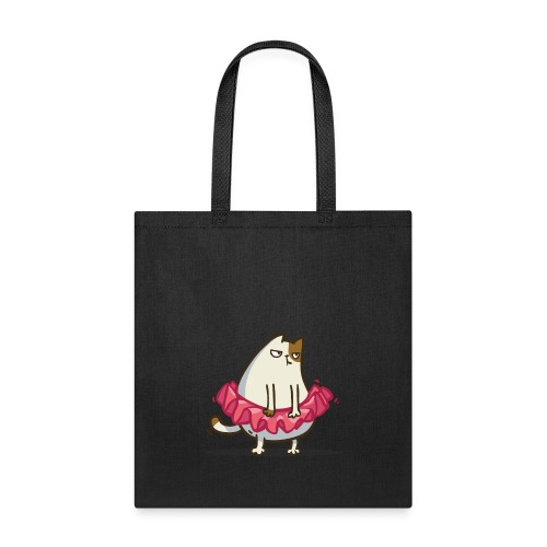 Friday Cat №1 - Tote Bag