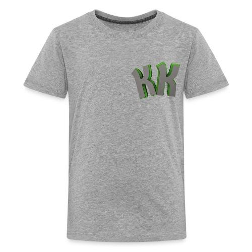 KaVerKa Kids Plain T-Shirt - Kids' Premium T-Shirt