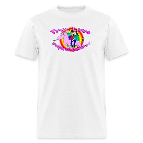 Unicorn Guys T-Shirt - Men's T-Shirt