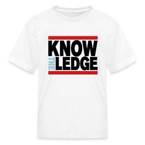 Knowledge  - Kids' T-Shirt