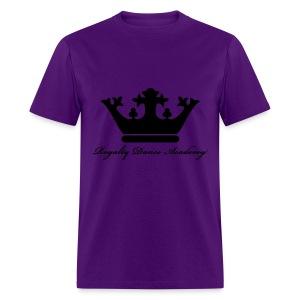 RDA Mens T-Shirt Black Logo - Men's T-Shirt