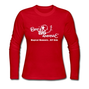 Women's Long Sleeve Jersey T-Shirt - Women's Long Sleeve Jersey T-Shirt
