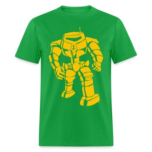 Sheldon: Manbot T-Shirt - Men's T-Shirt