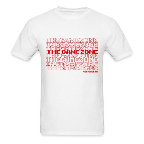 Thank You: The Game Zone - Men's T-Shirt