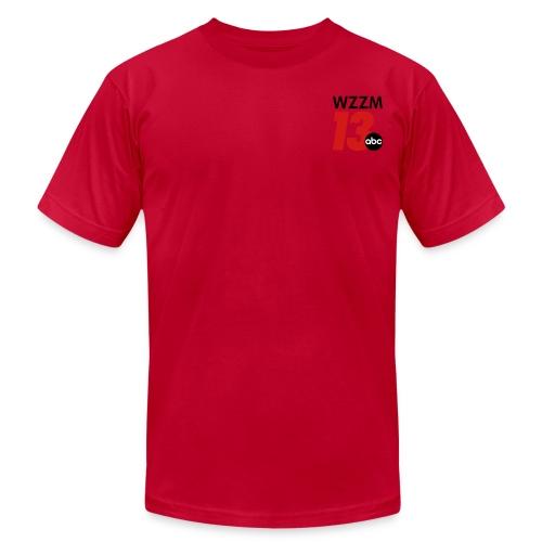Pink Shirt - Men's  Jersey T-Shirt