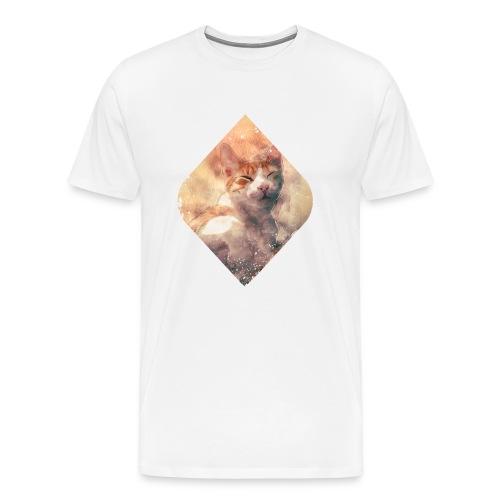 Cat´s dream - Men's Premium T-Shirt