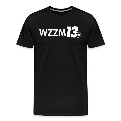 Black Men's Shirt - Men's Premium T-Shirt