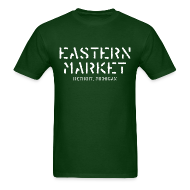 T-Shirts ~ Men's T-Shirt ~ Eastern Market