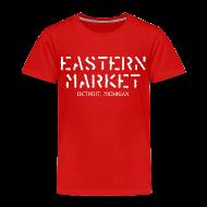 Baby & Toddler Shirts ~ Toddler Premium T-Shirt ~ Eastern Market