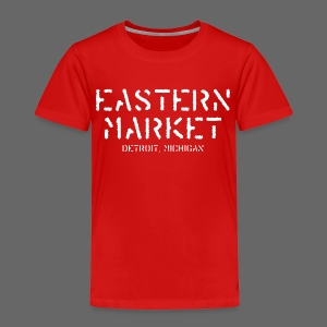Eastern Market - Toddler Premium T-Shirt