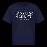 Kids' Shirts ~ Kids' T-Shirt ~ Eastern Market