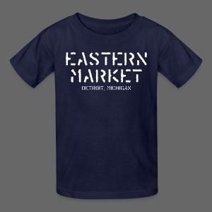 Eastern Market - Kids' T-Shirt