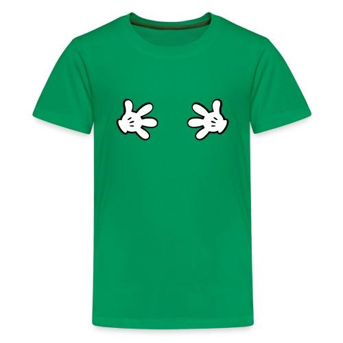 Touchy Shirt - Kids' Premium T-Shirt