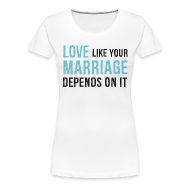 T-Shirts ~ Women's Premium T-Shirt ~ LIMITED Couples Conference T-Shirt