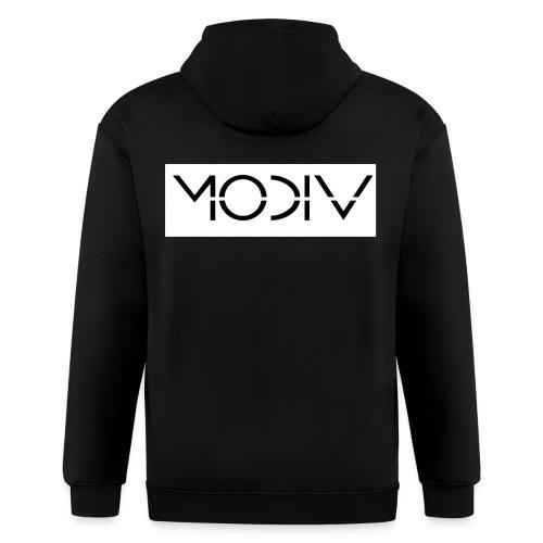 Modiv - Zip Hoodie - Men's Zip Hoodie