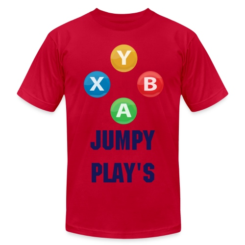 Jumpy's Xbox T - Men's Fine Jersey T-Shirt