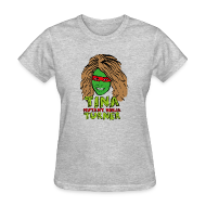 Women's T-Shirts ~ Women's T-Shirt ~ TMNTina