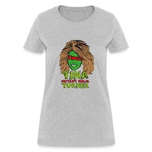 TMNTina - Women's T-Shirt