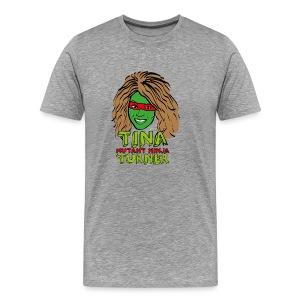 TMNTina - Men's Premium T-Shirt