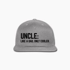 Uncle Like A Dad Caps