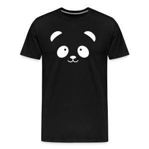 Panda Face - Men's Premium T-Shirt