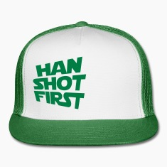 Han Shot First Cap