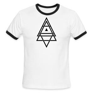 Men's Iced Core Ringer T-Shirt - Men's Ringer T-Shirt