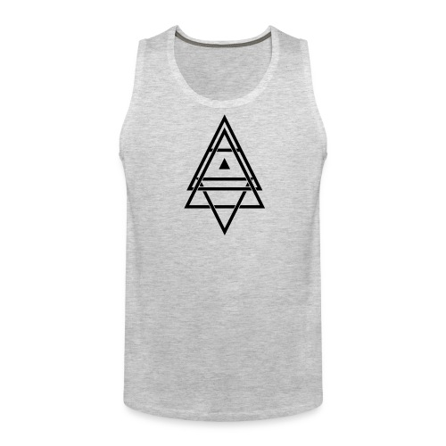 Men's Iced Core Premium Tank Top - Men's Premium Tank