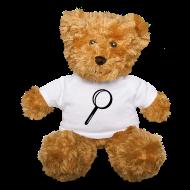Other ~ Teddy Bear ~ *NEW* Detective Teddy Bear