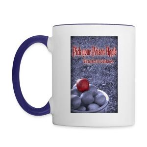 *NEW* Pick your Poison Apple White Mug - Contrast Coffee Mug
