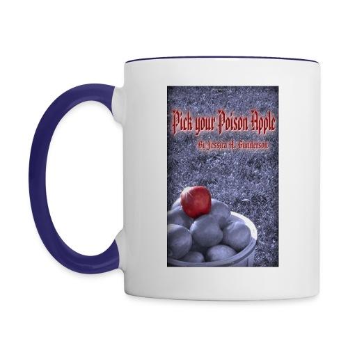 *NEW* Pick your Poison Apple White Mug - Contrast Coffee Mug