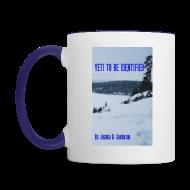 Mugs & Drinkware ~ Contrast Coffee Mug ~ *NEW* Yeti to be Identified White Mug