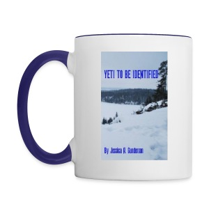 *NEW* Yeti to be Identified White Mug - Contrast Coffee Mug
