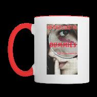 Mugs & Drinkware ~ Contrast Coffee Mug ~ *NEW* How to Keep a Secret for Detectives White Mug