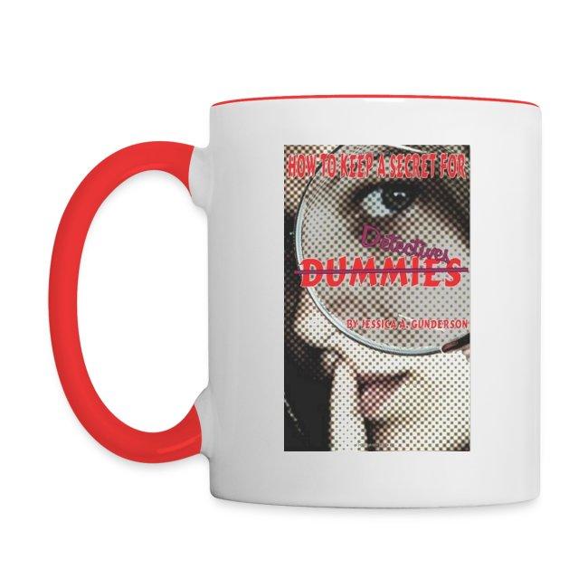 *NEW* How to Keep a Secret for Detectives White Mug