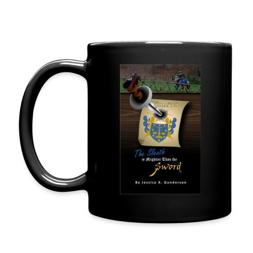 *NEW* The Sleuth is Mightier Than the Sword Full Color Mug - Full Color Mug